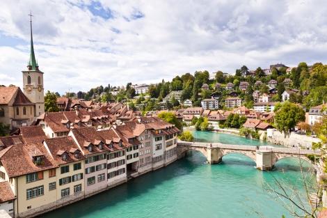 Bern River, Switzerland