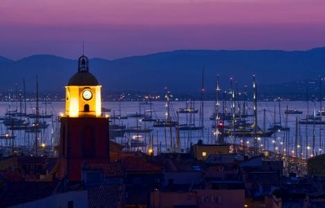 Saint Tropez Harbor