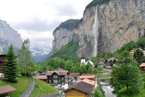 Swiss Waterfalls