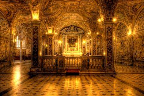 Duomo di Salerno - Cripta