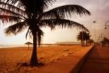 Beach in Durban, South Africa