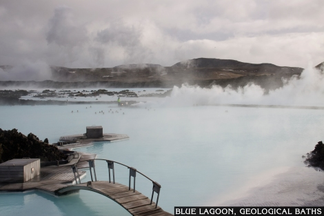 Iceland Geyser Spa