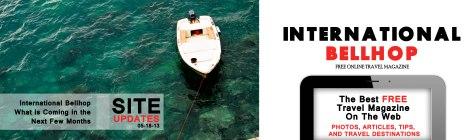 International Bellhop -- Free Travel Magazine