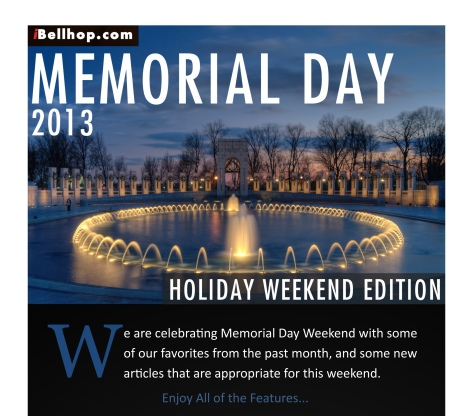 iBellhop Memorial Day Special 1