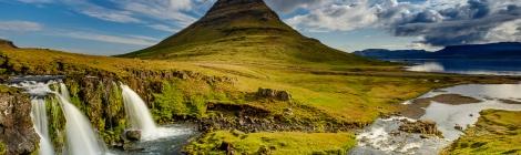 Iceland Island Landscape