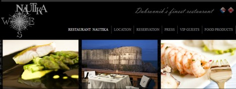 Restaurant Nautika Dubrovnik
