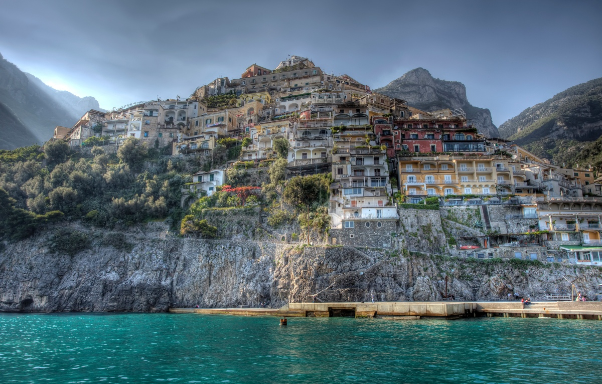 Destination: The Amalfi Coast, Italy