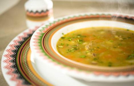 Croatian soup