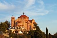 Church of Saint Pavlo at Thessaloniki, Greece