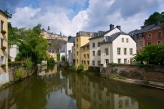 Luxembourg Old Town