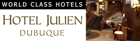 ibellhop -- World Class Hotels Hotel Julien Dubuque