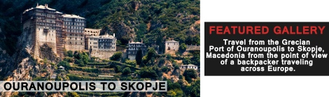 Greece Macedonia travel