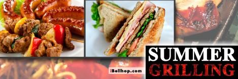 Summer Grilling -- ibellhop.com