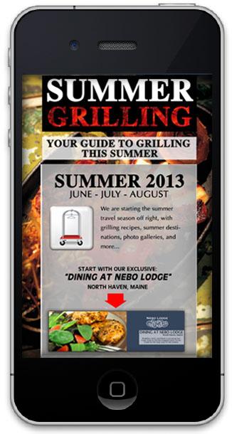 Summer Grilling 2013
