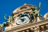 Building detail of Monte Carlo casino