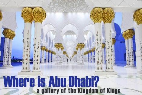 Where is Abu Dhabi?
