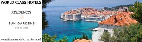 World Class Hotels -- iBellhop.com -- Residences Dubrovnik