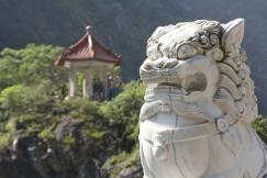 Taroko National Park Statues