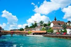 Lucerne/Luzern City View, Switzerland
