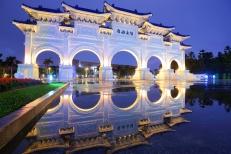 Chiang kai-Shek Memorial Arches