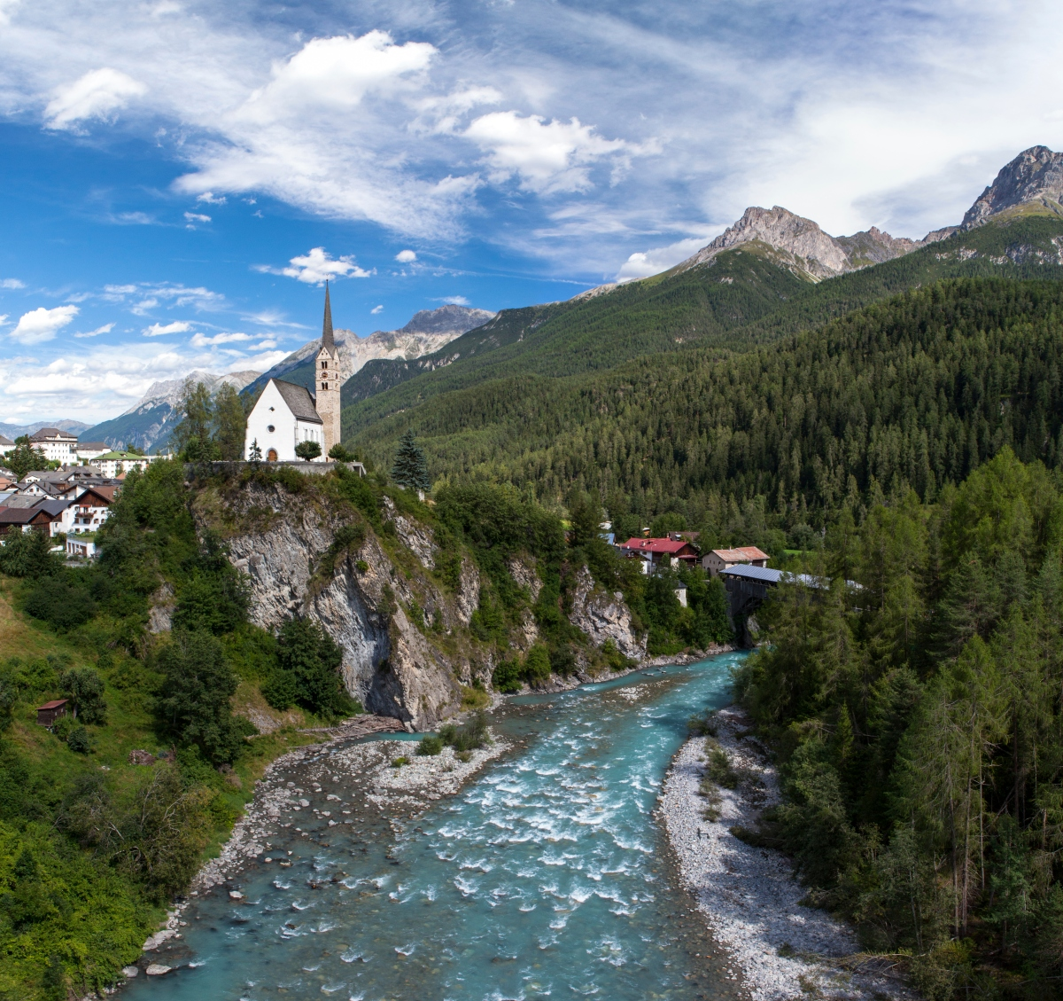Town of Scuol
