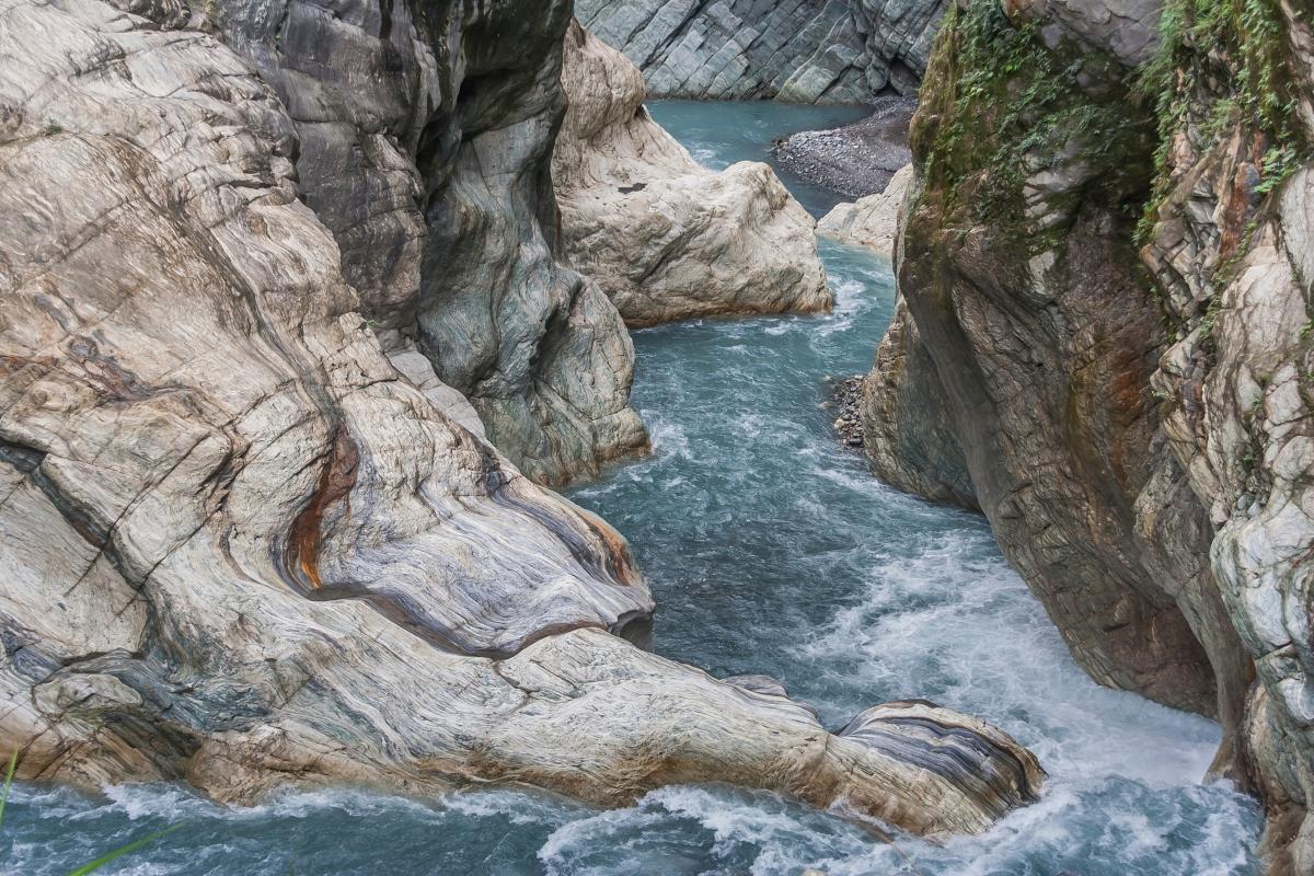 River in Taroko National Park