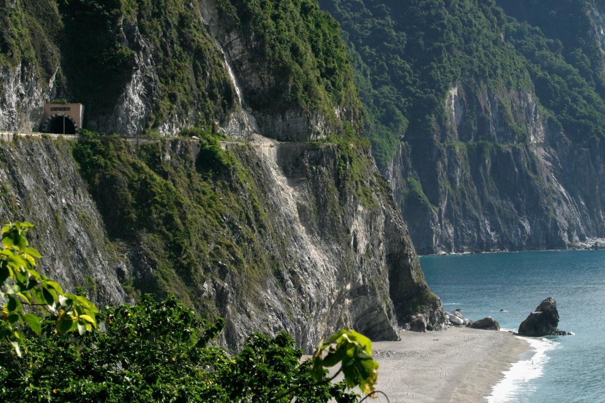 Taiwan Coastline
