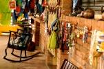 El Salvadorian tourist shop