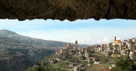 Lebanon Travel Wine