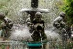 The El Salvadorian fountain