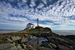 Cape Forchu Lighthouse Reflection