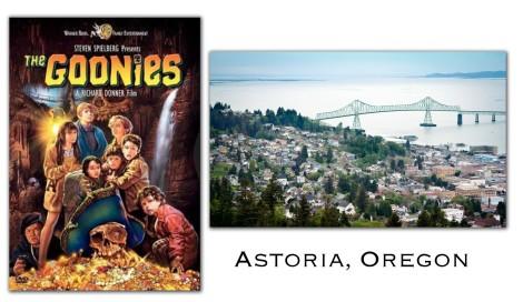 ibellhop.com -- Astoria, Oregon Goonies