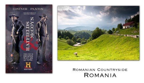 Romania Countryside Filming Location