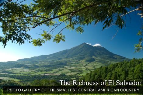 El Salvador vacation destination Central America