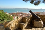 view from the castle, Lisbon