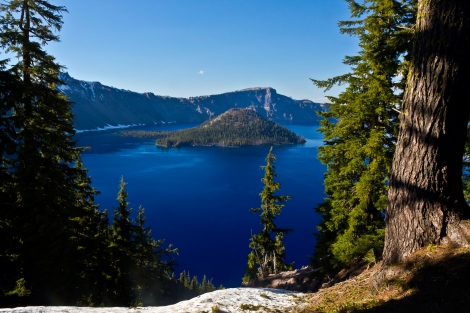 Crater Lake, Oregon Travel Photos