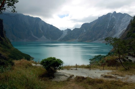 Lake Pinatubo, Philippines Travel Photos
