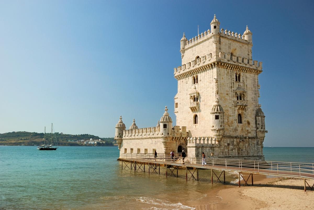 Belem tower in lisbon portugal international bellhop travel