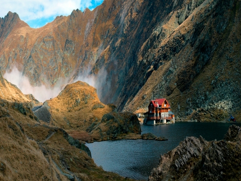 Bâlea Lake, Romania Travel Photos