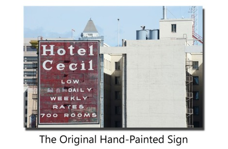 Cecil hotel Haunted Places