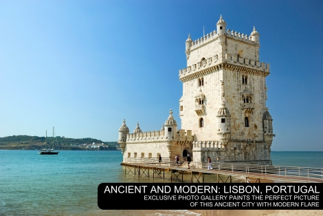 Lisbon Portugal Travel Photo Gallery