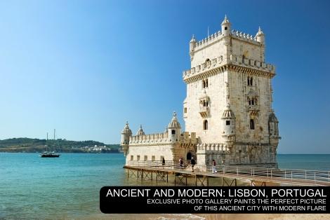 Lisbon Portugal Travel Photo Gallery