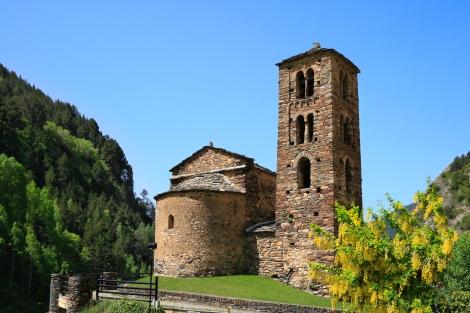 Sant Joan de Caselles (Canillo, Andorra)