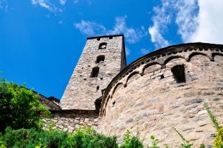Sant Esteve church, Andorra