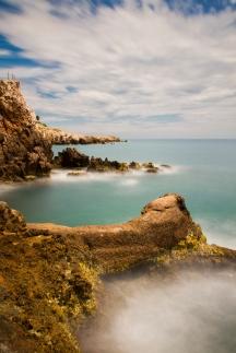 Seascape on the Riviera