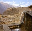 Ollantaytambo - a Fountain