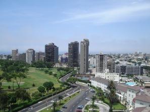 San Isidro view