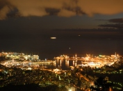 Genoa by night