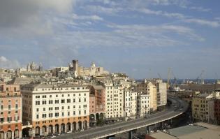 Genoa Buildings