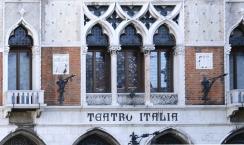 Teatro Italia, Genoa